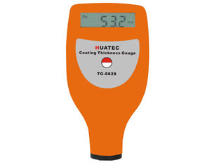 China Basic Type Coating Thckness Gauge for Car Industry with Magnetic Induction supplier
