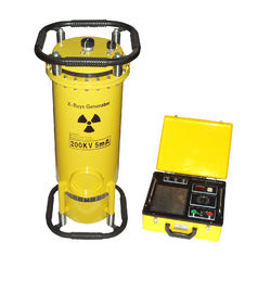 China XXQ-2005 Portable  X-Ray Flaw Detector for weld inspection with anti - jamming supplier