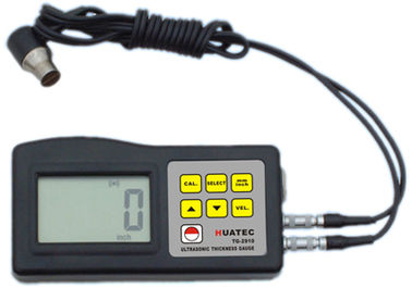 China TG-2910 Non Destructive Testing Equipment  ,  Digital Ultrasonic Thickness Gauge distributor