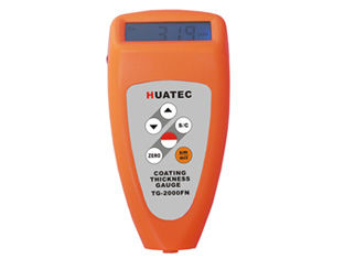 China Eddy current 0 - 2000um 0.1mm Thickness Coating Gauge TG-2000 18000 micron distributor