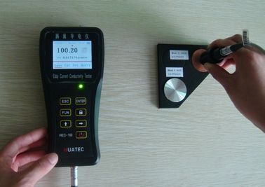China Portable High Frequency Eddy Current inspection Equipment HEC-102 distributor