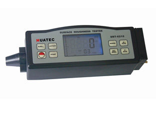 China Inductance Sensor Portable Surface Roughness Tester SRT 6210 with 10mm LCD distributor