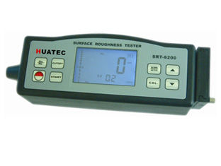 China SRT 6200 Portable Surface Roughness Testers 10mm LCD  with blue backlight 10um Ra / Rz distributor