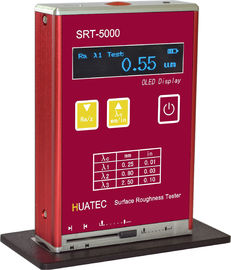 Ra, Rz, Rq, Rt Surface Roughness Gauge SRT-5000 With lithium ion rechargeable batteries