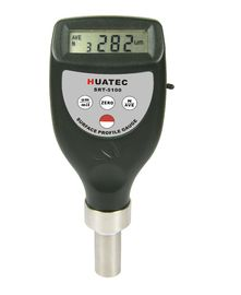 China Portable RS232 Crystal Time Base Surface Profile Gauge , Surface Roughness meter distributor