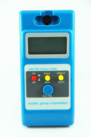 China Mag Particle Testing Equipment / Machine , Digital Handheld Gauss Meter HGS 10A distributor