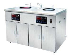 China Cabinet and Overall Stainless Steel metallographic polishing equipment 220 Voltage distributor