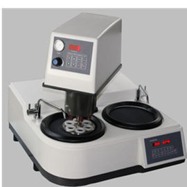 China 250mm Automatic Metallographic Equipment , grinder polisher machine Variable Speed Mode distributor