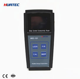 Cina Hand Held Portable Eddy Current Tester Equipment untuk NF - Logam HEC Series Distributor