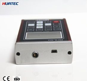 Cina Mesin Uji Kekerasan Leebs Metal Portable Hardness RHL50 Distributor