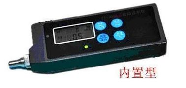 Cina ISO10816 Digital Portable Vibration Meter 10hz - 1khz 20 Jam Dengan Tampilan Led Distributor